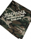 DROWNED WORLD TOUR  -  CAMOUFLAGE BANDANA